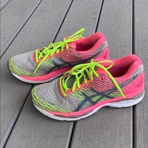 7eceb8dd250 Women Asics Gel Nimbus 18 Running Shoe on Poshmark